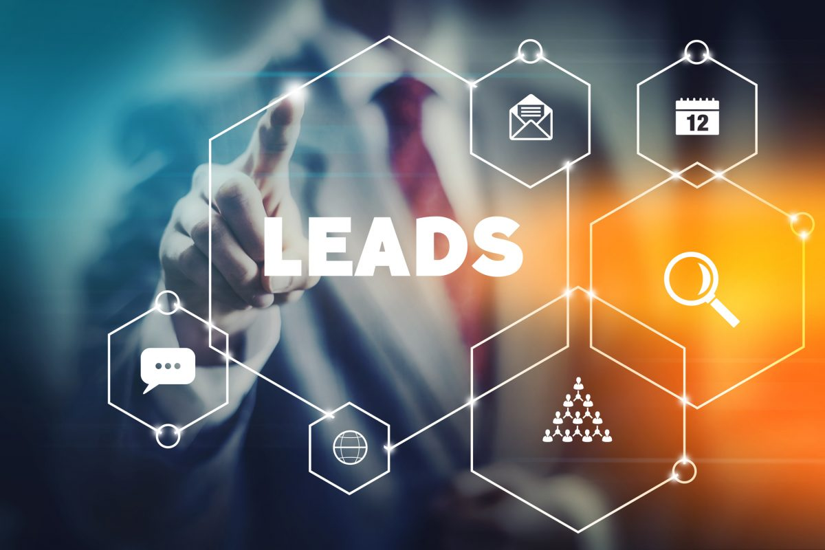 paid advertising - Mordern marketing concept and tools for important lead generation in digital networks.