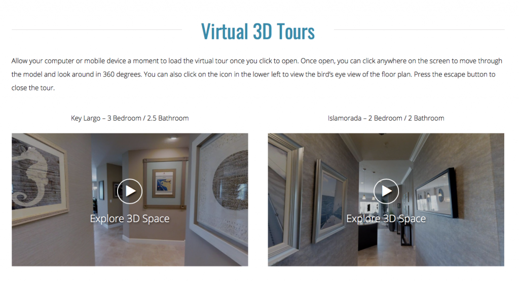 virtual tours example