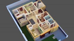 rendering example 3