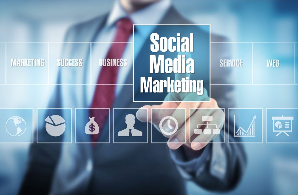 representing Social Media Marketing Strategy for home builders